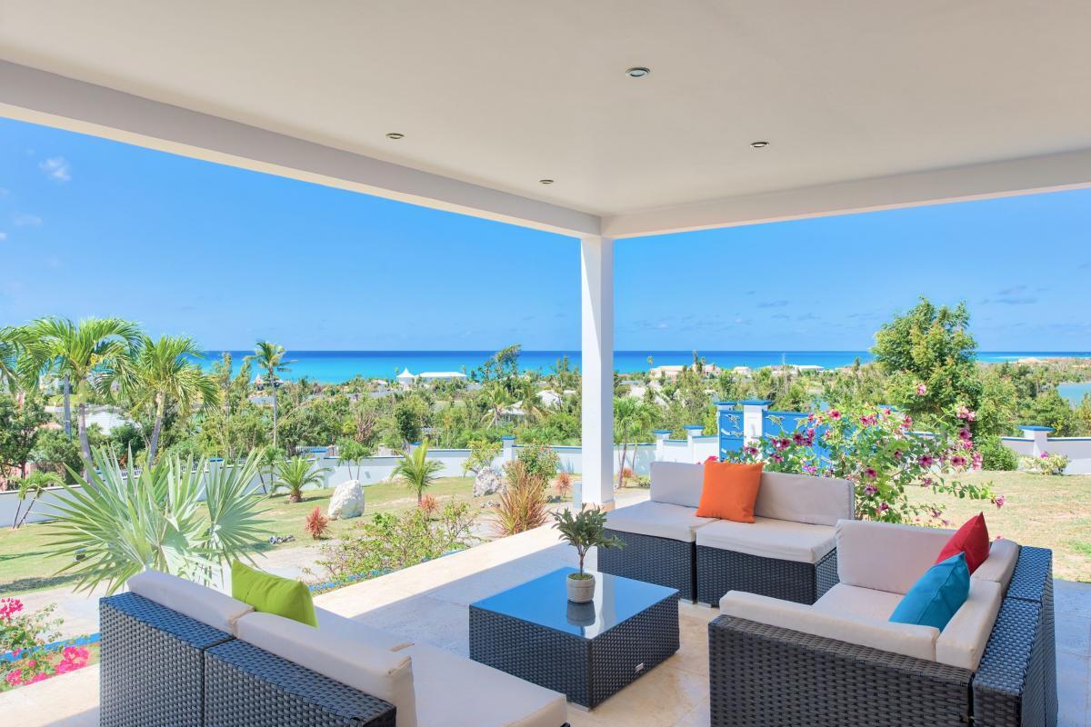 Villa Grande Azure -  Terrasse  Ch 5