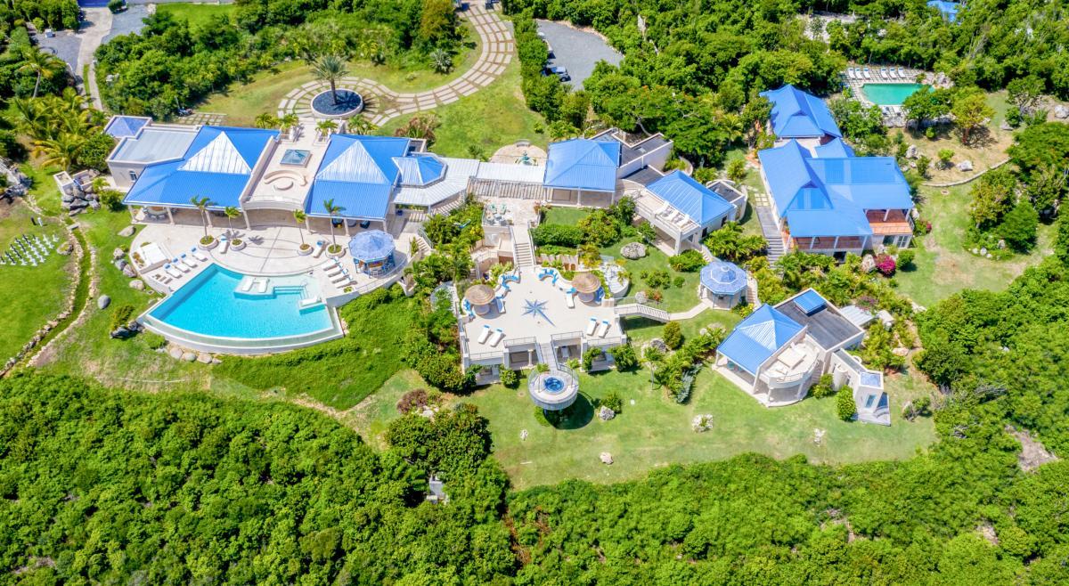 Villa Mes Amis à louer à Saint Martin