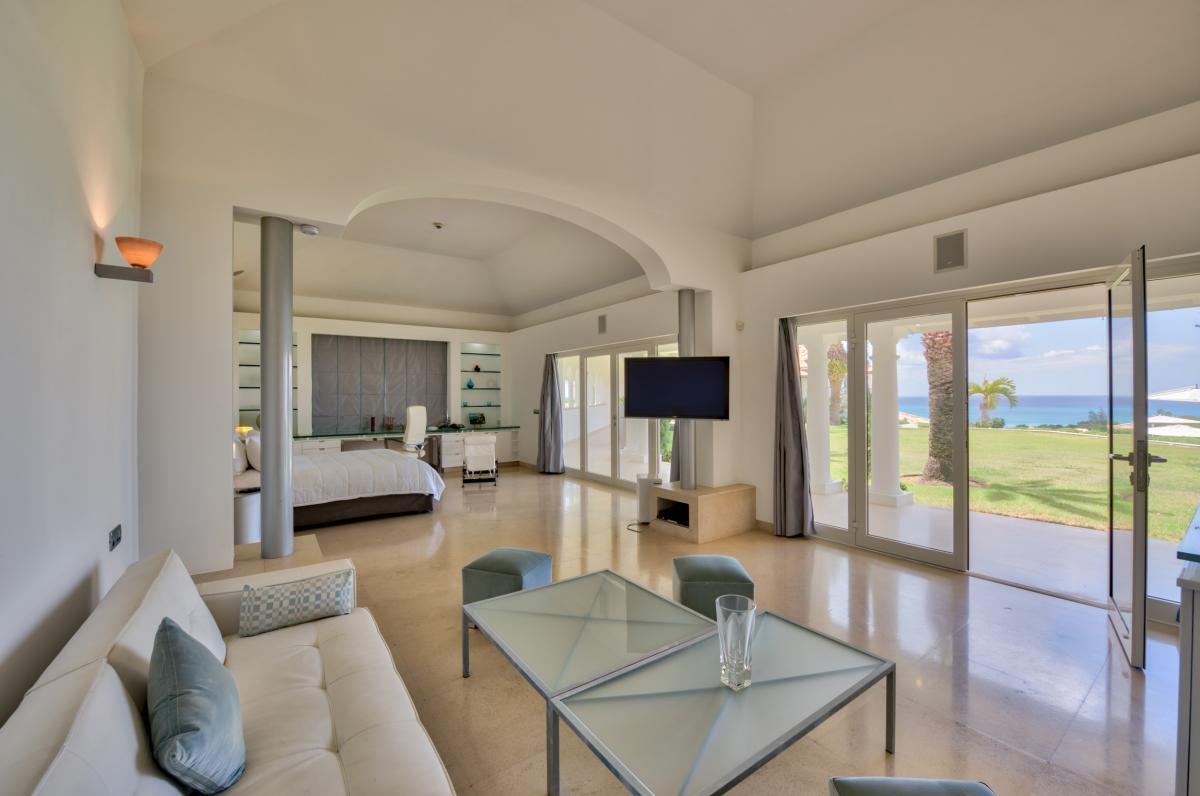 Location villa de luxe Saint Martin, Terres Basses - Chambre 5