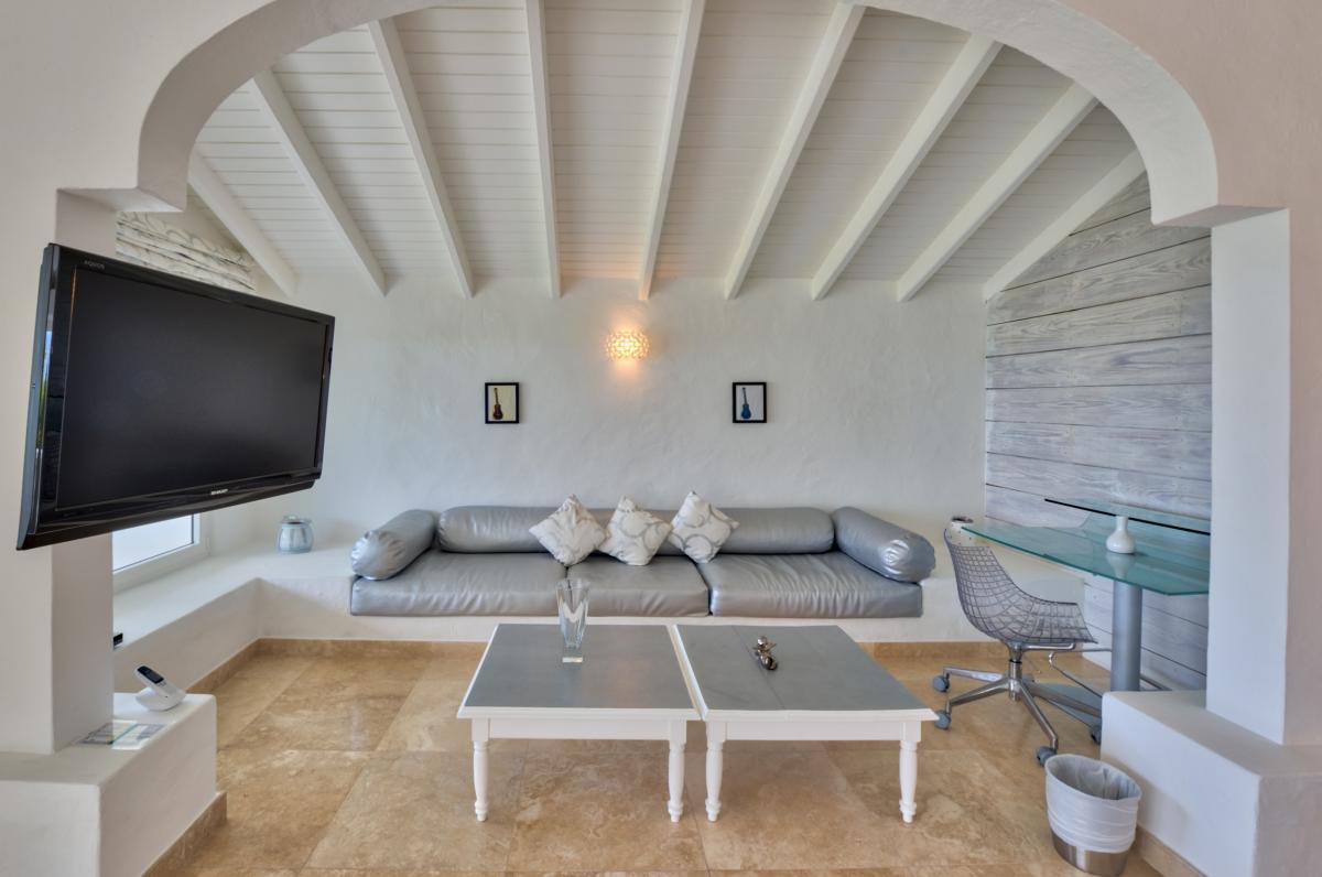 Location villa de luxe Saint Martin, Terres Basses - Chambre 6
