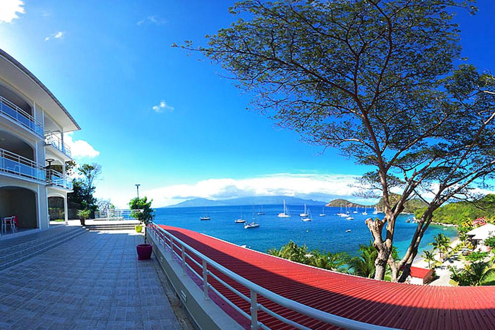 Reservation hotel Le Bois Joli aux Saintes en Guadeloupe # Bois Joli Les Saintes
