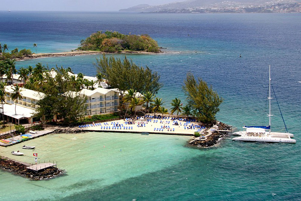 Voyage martinique hotel carayou trois ilets for Hotels martinique