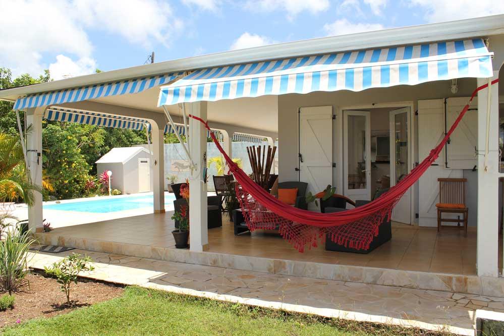 Location Villa Guadeloupe Piscine 6 Personnes Gosier