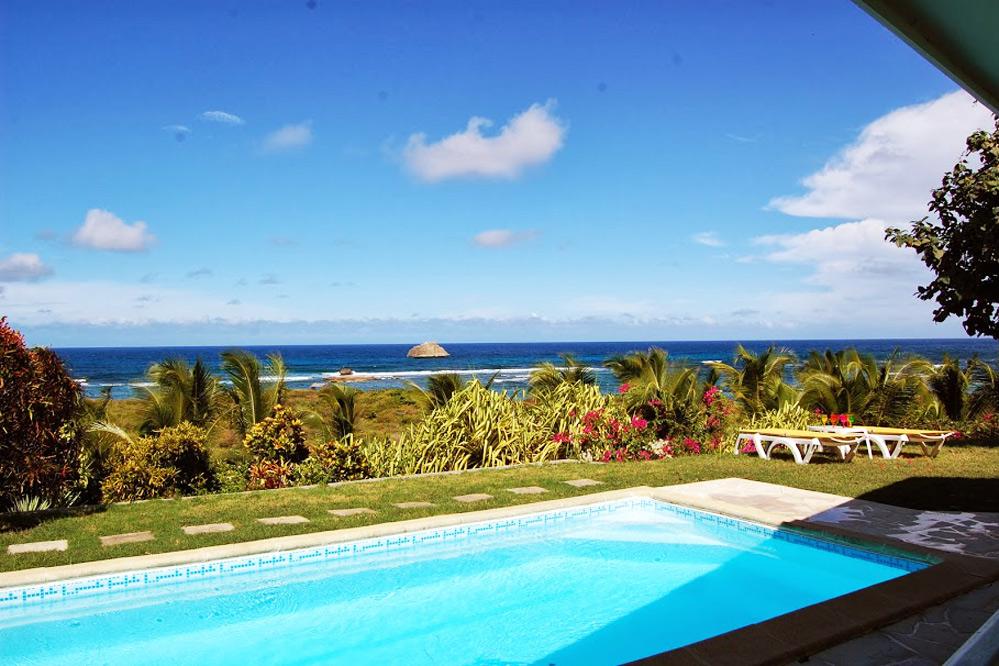 Location Villa Guadeloupe Piscine 6 Personnes Saint