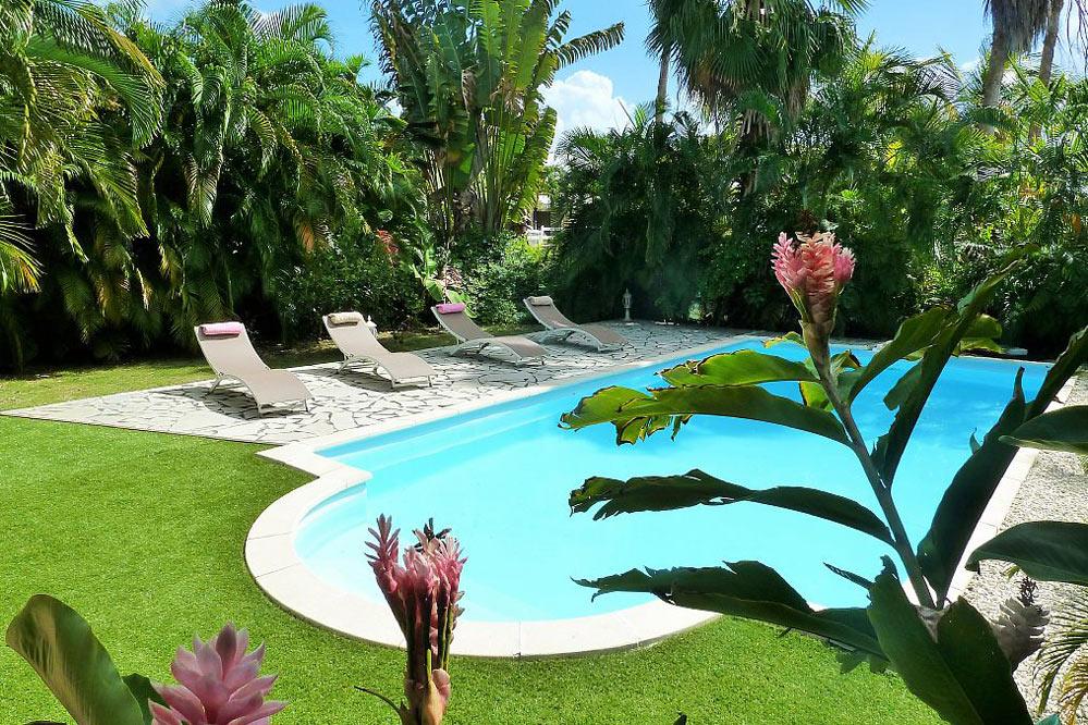 Location Villa Prestige Guadeloupe 6 Personnes Piscine