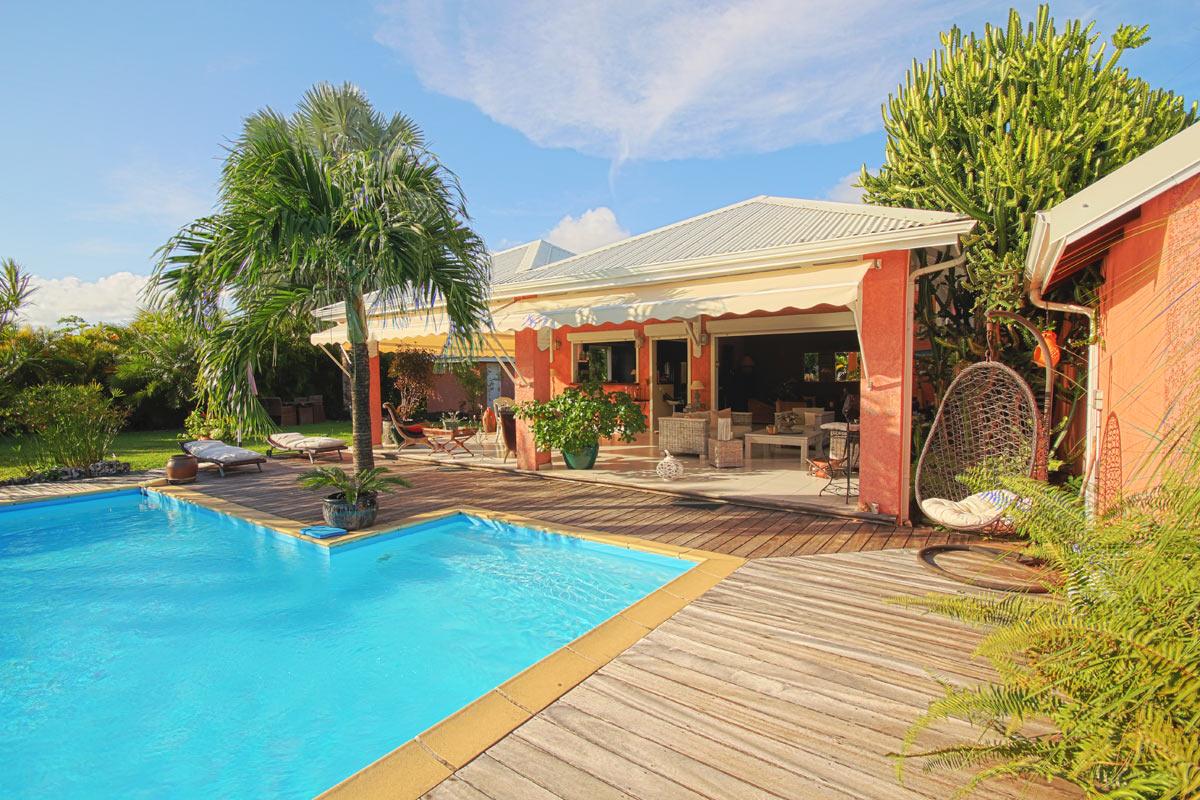 Location Guadeloupe Villa Tout Confort Proximit De L