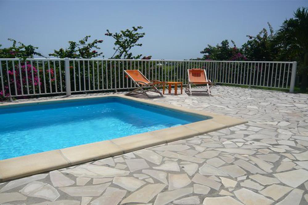 Location Guadeloupe Villa Avec Piscine En Campagne