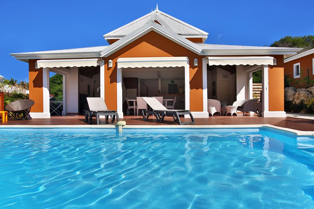 Location Villa De Standing Guadeloupe Avec Piscine 3 Chambres