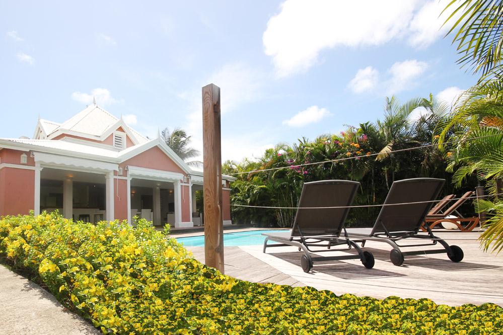 Location Villa Guadeloupe Villa Alexandra 6 Personnes