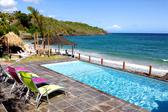 Location villa Martinique - Piscine