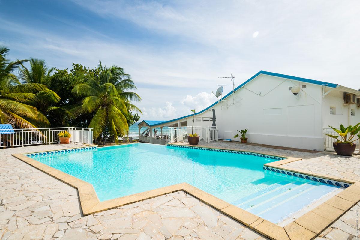 Location villa plage diamant - Location villa piscine martinique ...