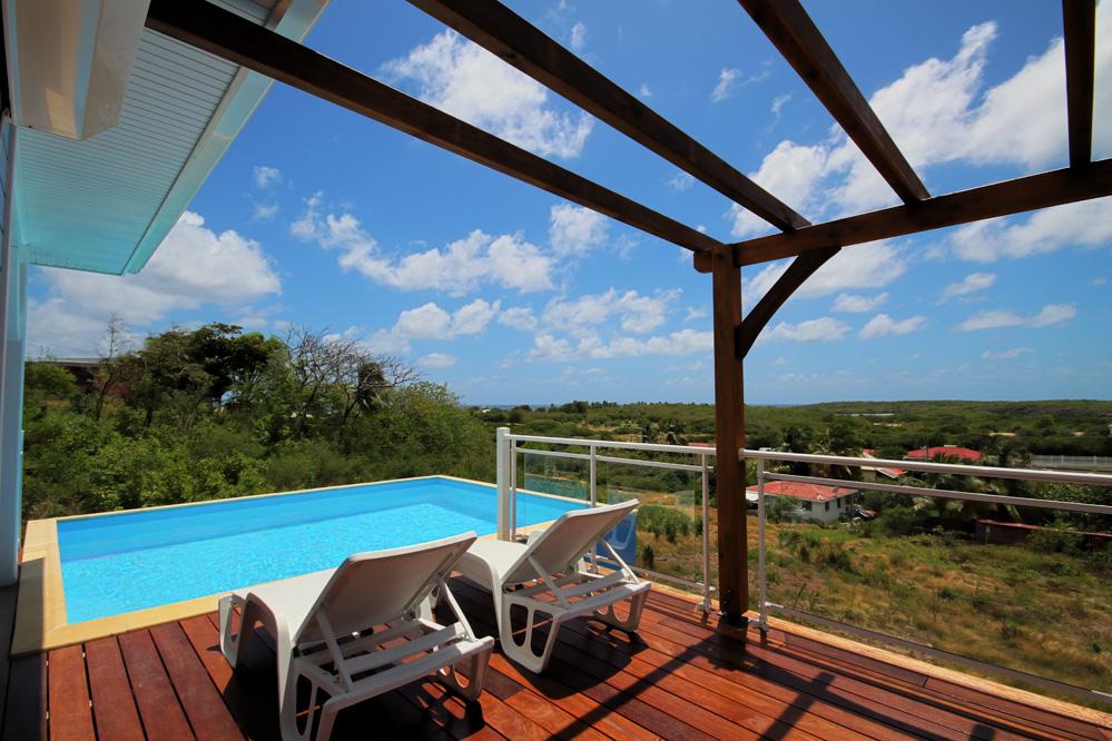 Location villa sainte anne martinique - Location villa piscine martinique ...