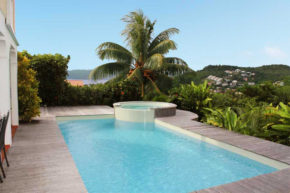 location villa martinique 10 personnes piscine jacuzzi