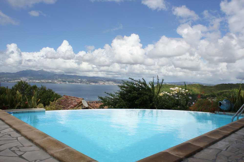 Location saisonniere martinique villa piscine - Location villa piscine martinique ...